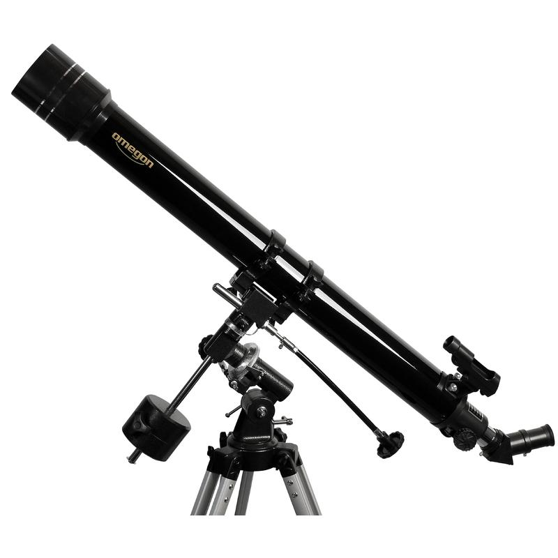 Telescopio Omegon AC 70/900 EQ-1